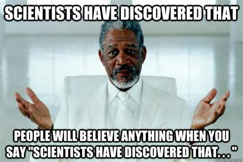 When You Say Nothing At All: Scientists Have Discovered That People Will Believe