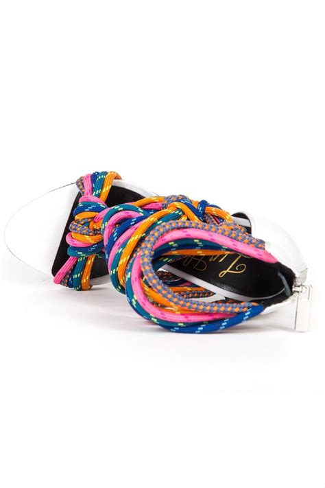 colored rope lust for usa multi colored rope heels from michigan