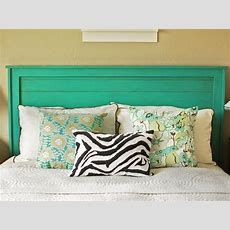 6 Simple Diy Headboards  Hgtv