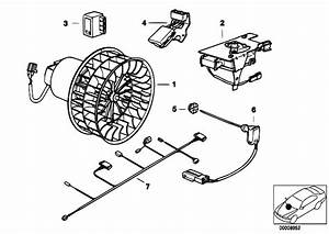 Original Parts For E36 316i 1 9 M43 Compact    Heater And