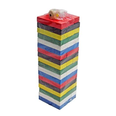 wooden uno stacko angka jumbo jpg jual wooden uno stacko warna jenga di lapak momobabyshop momobabyshop
