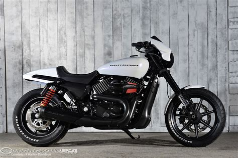 2015 Harley Street 750 Second Ride Review Photos
