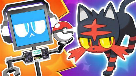 Litten Song Fandroid The Musical Robot 🔥 (pokemon Sun