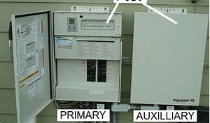 Jandy Aqualink Rs Power Center Manual How To Replace A