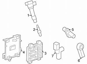 Chevrolet Traverse Engine Camshaft Position Sensor  Liter