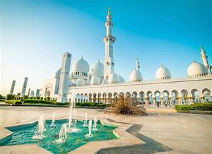 Abu-dhabi | The world's most beautiful mosques - Travel