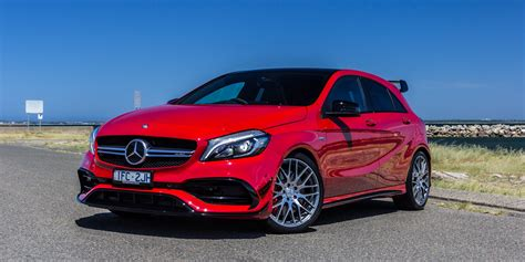 Image Gallery Mercedes Amg A 45