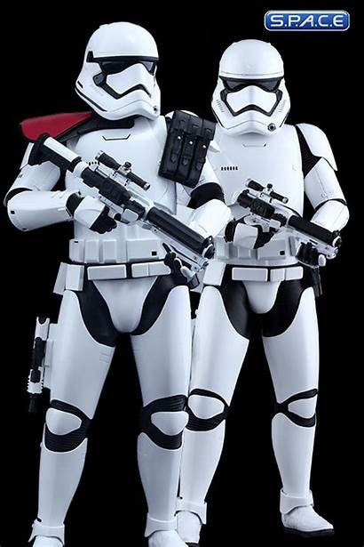 Stormtrooper Order Officer Wars Scale Movie Space
