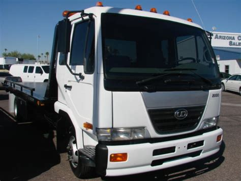 Nissan Ud For Sale by Used Nissan Ud Rollback Tow Trucks For Sale Autos Weblog