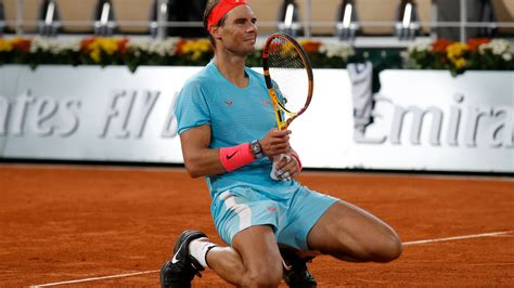 Perfect in Paris, Nadal overwhelms Djokovic to tie Federer ...