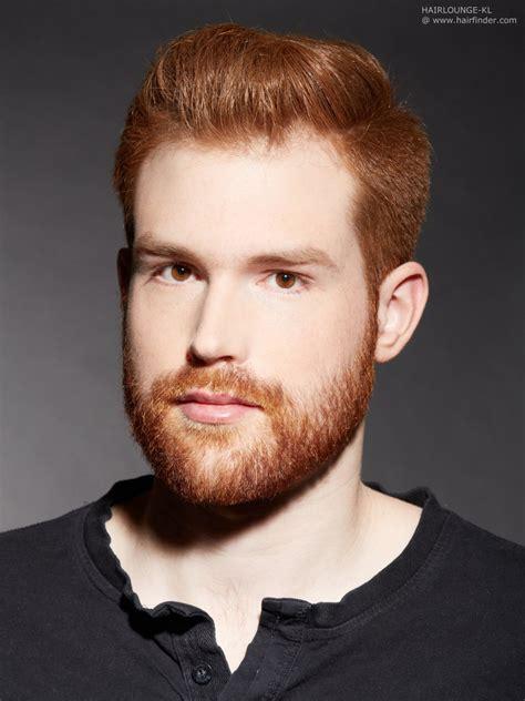 redhead hairstyles guys hair