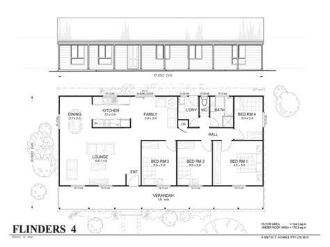 bedroom floor plans 4 bedroom metal home floor plans simple 4 bedroom floor