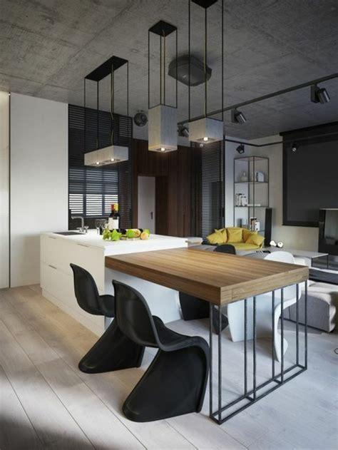 hauteur luminaire table cuisine milles conseils comment choisir un luminaire de cuisine