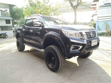 navara np suspensions lift kit