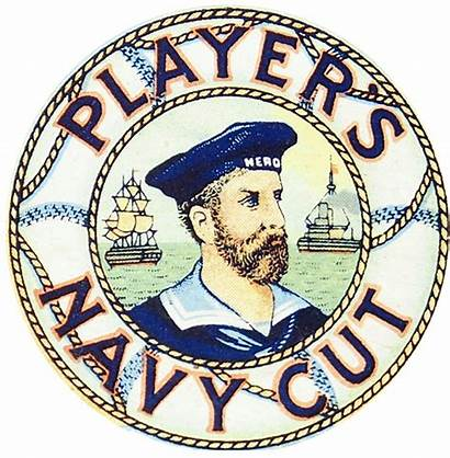 Cut Navy Player Players Cigarette Brands Type