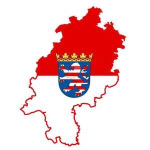 visitenkarten design vorlagen bundesland hessen flagge karte bei vectorportal