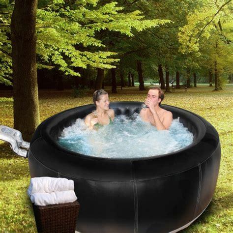 portabler whirlpool fuer innen oder draussen bereitet grosse