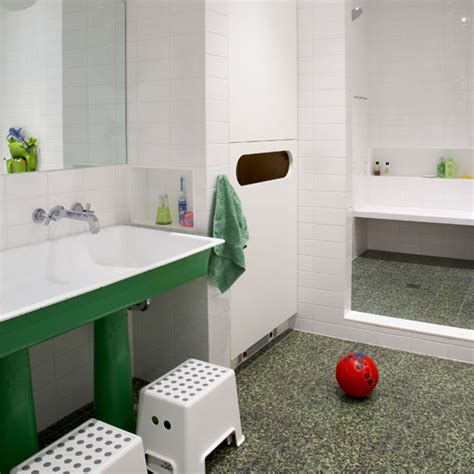 Childrens Bathroom Indesign