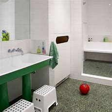 Childrens Bathroom Indesign