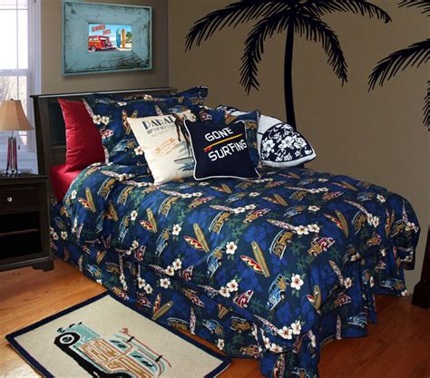 hawaiian bedding beach style bedroom orange county