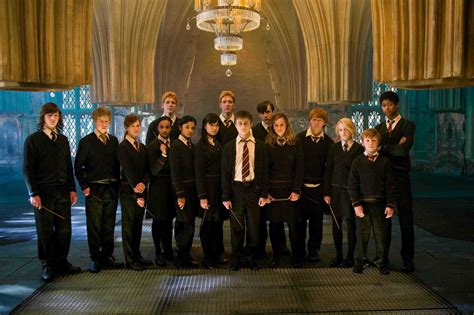 Harry Potter Order Of The Phoenix Full Cast And Crew