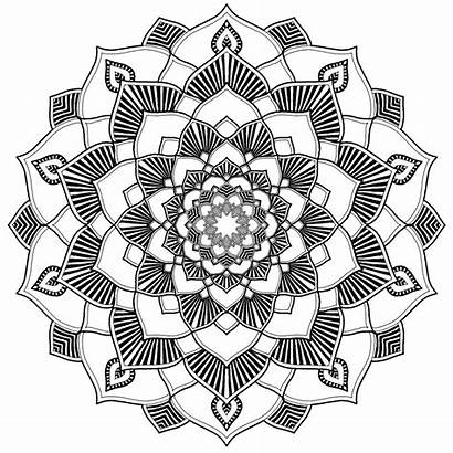 Mandala Coloring Pages Soothing Unique Cool Relaxing