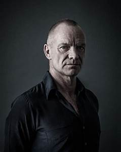 Sting | New Work | Andy Gotts MBE | Portrait Photography ...
