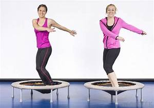 What Are Some Trampoline Exercise Ideas With Pictures