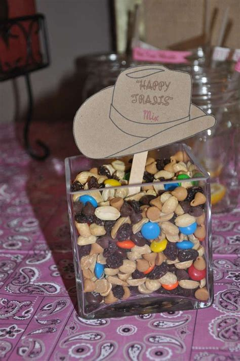 western cowboy birthday party ideas retirement party favors and ideas