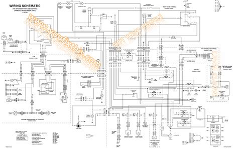 bobcat   electrical hydraulic schematics   mini excavators youfixthis
