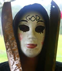 Purge Masks Halloween by Custom Made To Order God Mask Doll Face By