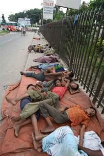 Homeless Street Children of Brazil