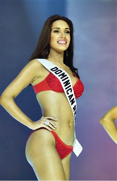 Amelia Vega Miss Bikini 2003 Horford Al