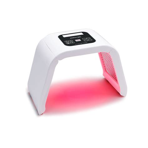 led light therapy genosys led light therapy 5 colours skin health solutions