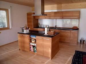 Moderne Küchen Aus Massivholz : k che holz ~ Sanjose-hotels-ca.com Haus und Dekorationen