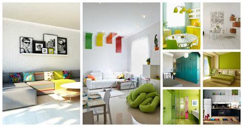 fresh colorful minimalist interior ideas   amaze