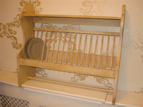 shabby chic plate rack shabby chic plate rack wall mounted kitchen rack ebay