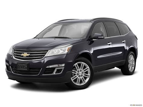 2015 Chevrolet Traverse  Information And Photos Zombiedrive