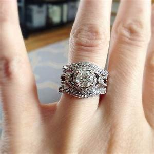 double wedding bands vintage inspired wedding ring my With ideas for old wedding rings
