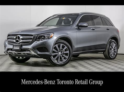 * 165+ point inspection * limited warranty: Certified Pre-Owned 2016 GLC 300 #DSP2186017 | Mercedes-Benz Toronto Retail Group