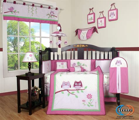 geenny crib bedding geenny boutique pink entranced forest baby bedding
