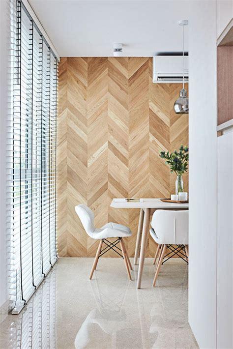 design ideas  simple contemporary feature walls