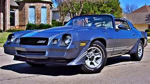 1981 Chevrolet Camaro Z28 T Top Borg Warner 4 Speed Manual 383cid Stroker Classic Muscle Car Ss