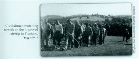 forgotten  serbs rescued  american pilots