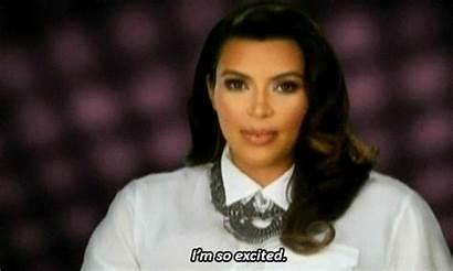 Excited Kardashians Kardashian Kim Keeping Giphy Reactions