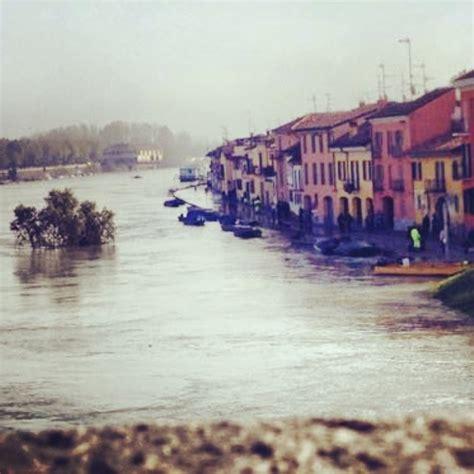 Pavia Borgo Ticino by Esondazione Ticino A Pavia Borgo Ticino Sott Acqua