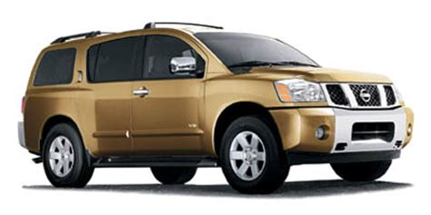 2006 Nissan Armada Review by 2006 Nissan Armada Review Ratings Specs Prices And