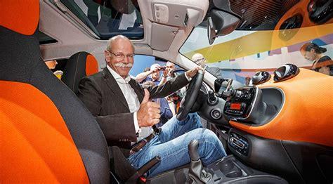 mercedes ceo out aston martin takeover car