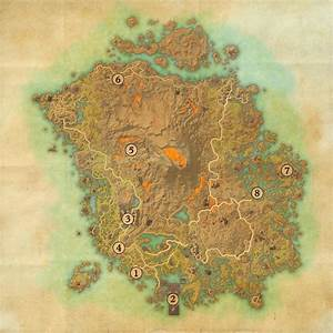 Vvardenfell map Elder Scrolls Online Guides