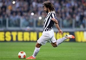 Andrea Pirlo reveals the secret behind his free kick ...